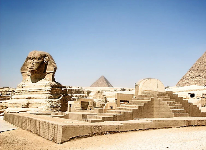 featured imaged Historys Greatest Sculptures The Great Sphinx - History's Greatest Sculptures